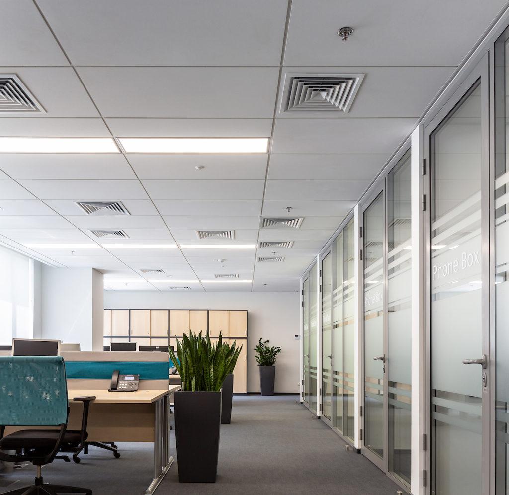 Офис компании Siemens